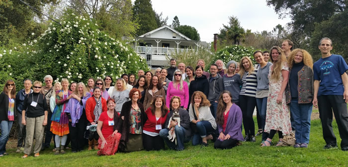 Northern California Astrology Retreat