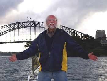 Steven Forrest in Australia 2011