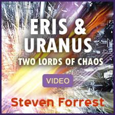 Uranus and Eris