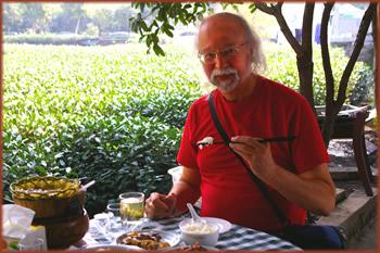 Steven Forrest China