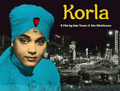 Korla Pandit documentary
