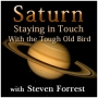 Saturn Staying in touch with the Old Bird