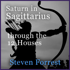 Saturn in Sagittarius through the 12 Houses