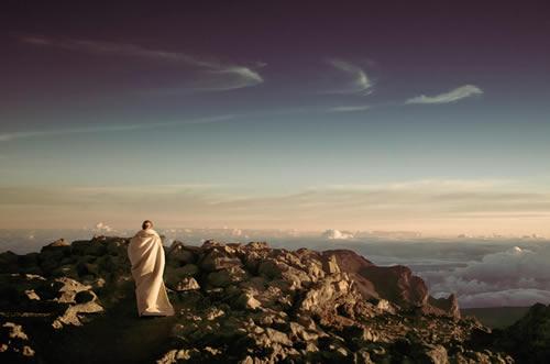 Mystic on Mountain