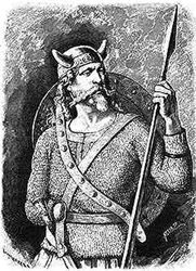 Norse God Tyr